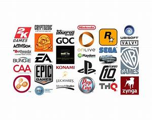 Video game company logos quiz