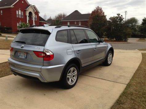 Buy Used 2006 Bmw X3 3.0i Sport Utility 4-door 3.0l In