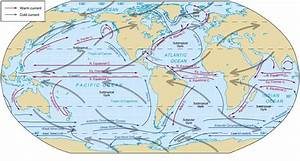 Ocean currents: Forces Responsible For Ocean Currents ...