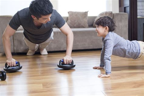 How Parents Can Find Exercise Time