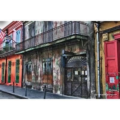 Preservation Hall....New OrleansPlaces I've Been