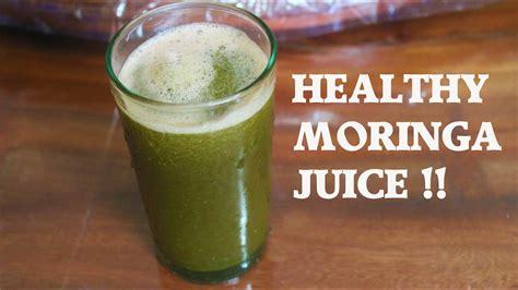 moringa juice detox liver recipe easy flush very