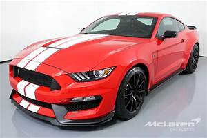 Used 2018 Ford Mustang Shelby GT350 For Sale ($49,996)   McLaren Charlotte Stock #502347