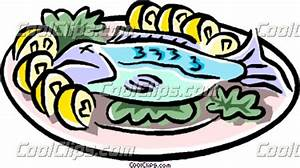 Baked Fish Clipart (14+)