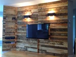 mur interieur en bois brut mzaolcom With planche de bois pour mur interieur