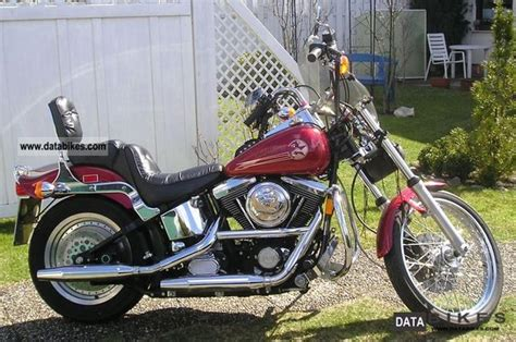 1994 harley davidson 1340 softail custom moto zombdrive