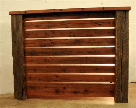 buy hand crafted queen headboard crafted  reclaimed