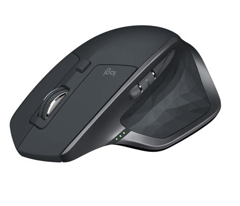 logitech mx master 2s wireless mouse with multi device navigation options
