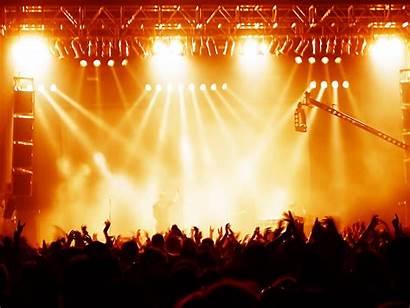Concert Background Wallpapers Rock Desktop Cool Wallpapertag