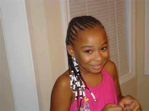 Kids Twist & Braid Styles