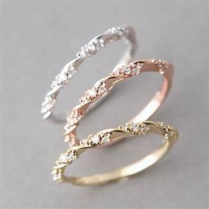 25 best ideas about stacked rings on pinterest stacking With ring gold wedding