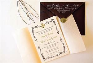 ashley julian39s rustic mexican inspired wedding invitation With rustic mexican wedding invitations