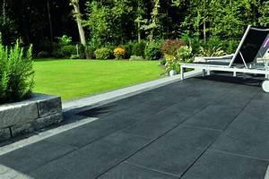 terrassenplatten produkt betonwerk woehe heydemann With französischer balkon mit garten terrassenplatten