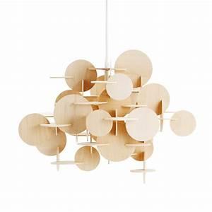 Normann Copenhagen Lampe : normann copenhagen bau lampe natur ~ Watch28wear.com Haus und Dekorationen