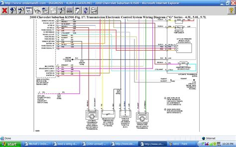 4l80e Transmission Wiring Diagram 2008 by Need A Wiring Diagram For A 2000 Isuzu Npr From The