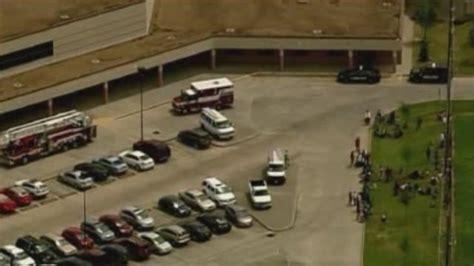 cy fair isd middle school evacuated  fire
