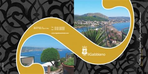 Ristorante Il Gabbiano Pozzuoli Il Gabbiano Hotel Ristorante Brochure Pozzuoli
