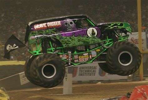 monster truck show boston grave digger wikipedia