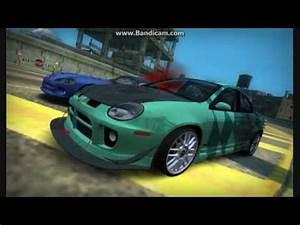 NFSMW Mod Dodge SRT 4 ACR