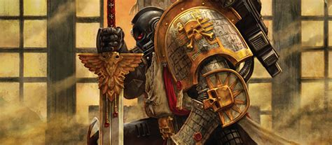 How To Play An Army Of Deathwatch Using Space Marines