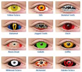 Prescription Contacts Halloween Cheap by Ghost Lounge Creepy Halloween Contact Lenses And Teeth To
