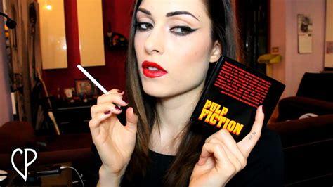 urban decay pulp fiction mia wallaces makeup  prime