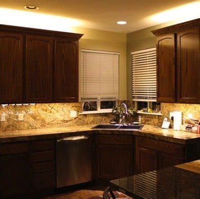 "Under Cabinet Lighting: 10 ""Shining"" Examples   Bob Vila"