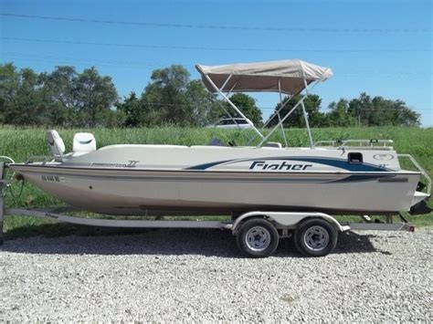 Fisher Motor Boats For Sale by Fisher Freedom Deck Boats For Sale