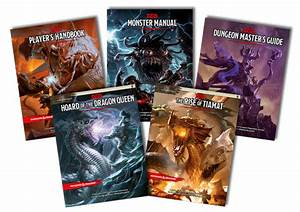 The Wertzone  Dungeons And Dragons 5th Edition Launch