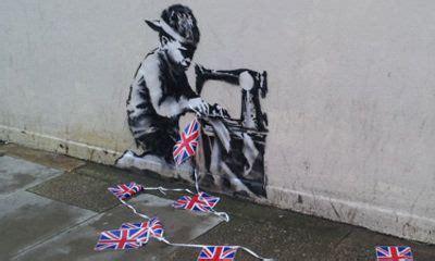 Banksy Graffiti London