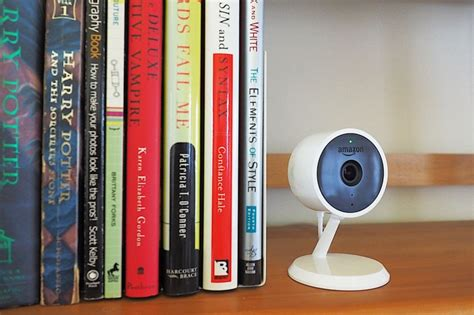 Amazon Cloud Cam Review A Nest Cam Rival With Alexa Smarts