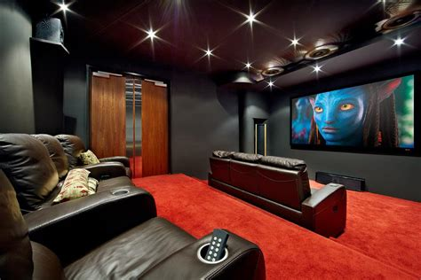 awesome home theater  media room ideas