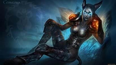 Demon Warcraft Games Wallpapersafari Definition
