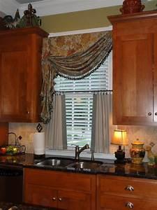 Simply by Sabrina: Kitchen Window Treatment Add-on!