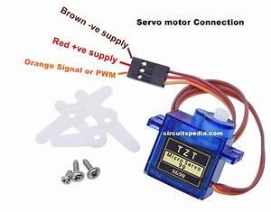 Arduino Servo Motor Control Using Potentiometer  Push