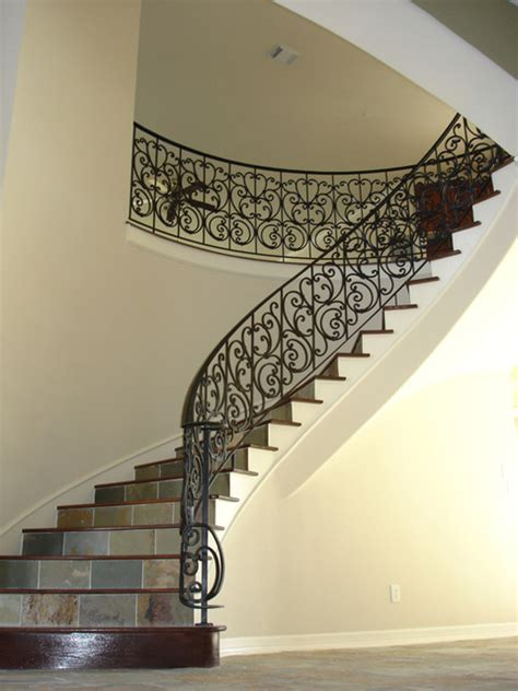 Cheap Rugs Houston by Custom Wrought Iron Traditional Staircase Houston