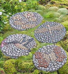 Phenomenal, 10, Wonderful, Diy, Project, Ideas, With, Diy, Stepping, Stone, For, Your, Garden, The, Garden