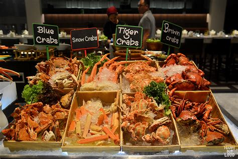 cuisine pullman seafood buffet ห องอาหาร cuisine unplugged pullman king power happyoutlouds com