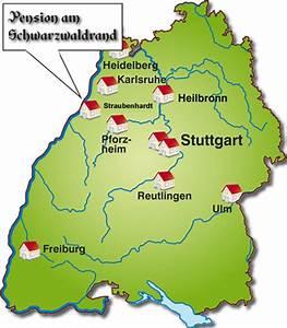 Wo Liegt Lübeck : wo liegt der schwarzwald karte my blog ~ Orissabook.com Haus und Dekorationen