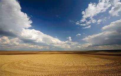 Horizon Nature Wallpapers Clouds Cloud Desert Sky