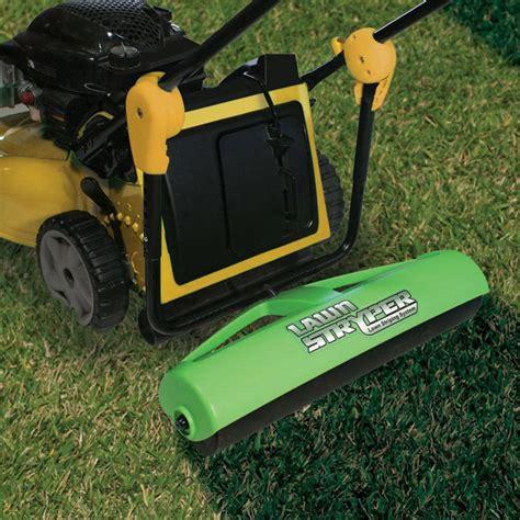 lawn stryper pattern groundskeeper