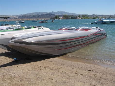Custom Boats by 2008 Daves Custom Boats F 32 Powerboat For Sale In California