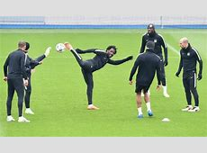 Manchester City seek to seize moment against PSG World