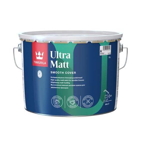 Ultra Matt | Tikkurila