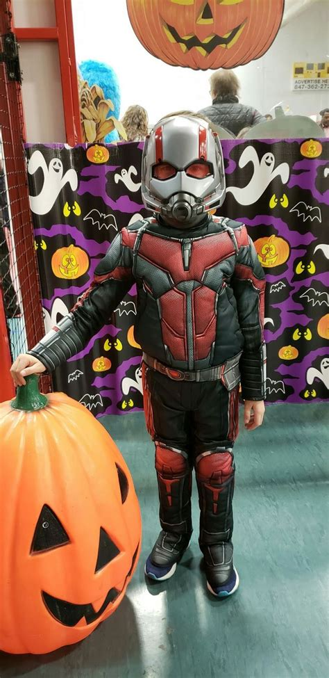 Ant Man Halloween Costumes Ant Man Superhero