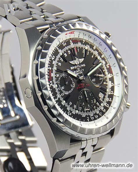 Breitling Bentley Motors T Chronograph A 25362 Informieren