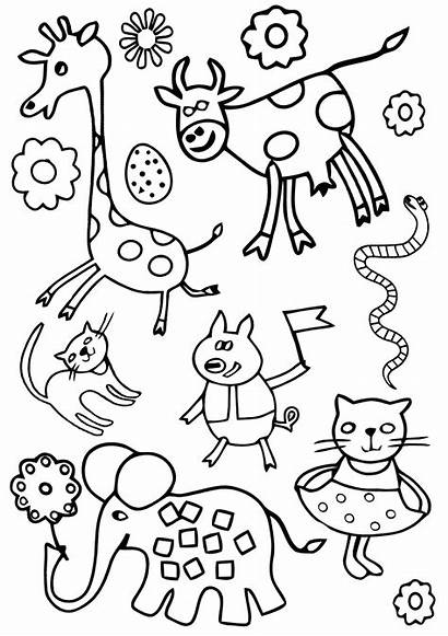 Stickers Coloring Pages Stickers1