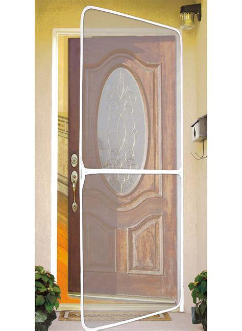 Screen Door, Shop Reliabilt Aluminum Sliding Screen Door