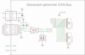 Can-bus  U00fcber Cat 5 Kabel Und Can-gnd