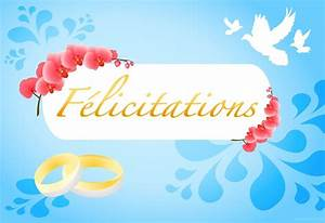 Carte De Voeux à Imprimer Gratuite : cartes virtuelles felicitations mariage joliecarte ~ Nature-et-papiers.com Idées de Décoration